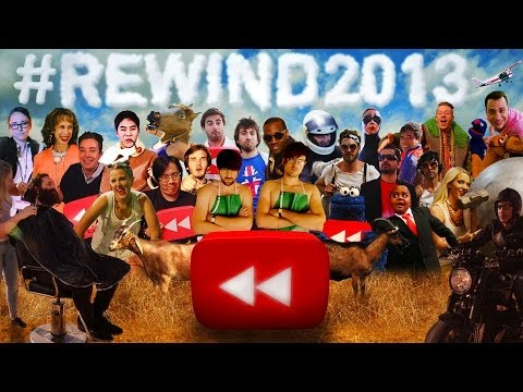 2013. The Year In YouTube Videos. The Ultimate Video Mashup.