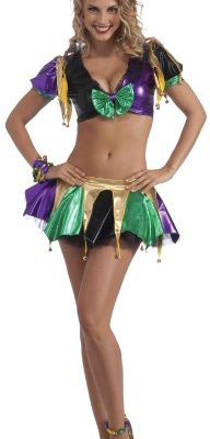 Forum-Masquerade-Party-Costume-Multi-Colored-One-Size-0-0