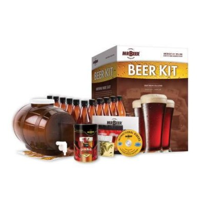Mr-Beer-Craft-Brews-Collection-Complete-Home-Brewing-Kit-0