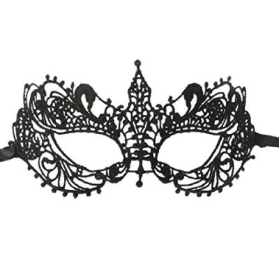Women-Girl-Lace-Mask-Prety-Sexy-Eyemask-for-Masquerade-Ball-Prom-Party-Black-0