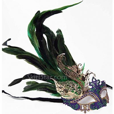 Womens-Mardi-Gras-Mask-with-Feathers-0