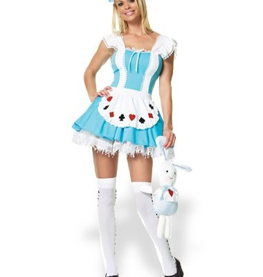 Top 10 Sexiest Women Halloween Costume Ideas for 2012