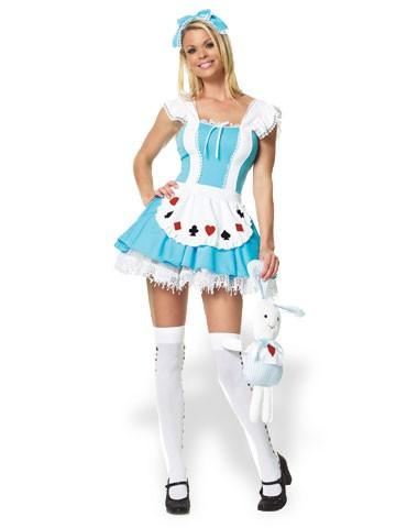Top 10 Sexiest Women Halloween Costume Ideas for 2012