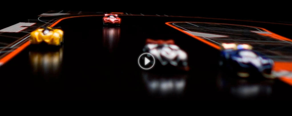 "Anki Drive Taking ""Slot Cars"" To A Whole New Level"