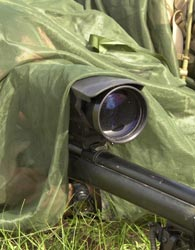 amouflage military sniper