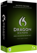 Dragon Dictate, Version 2, Mac by Nuance