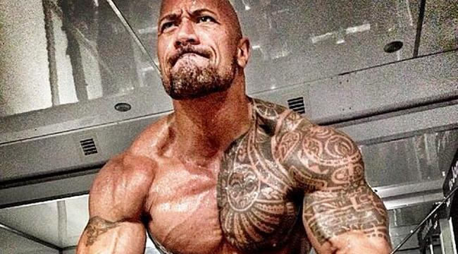 'Hercules' Movie Trailer. Dwayne 'The Rock' Johnson Takes On The Epic Legend