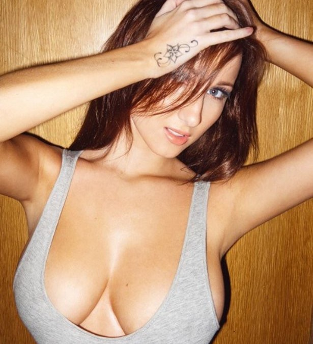Tanks Tops and Hot Girls Go Together Perfectly