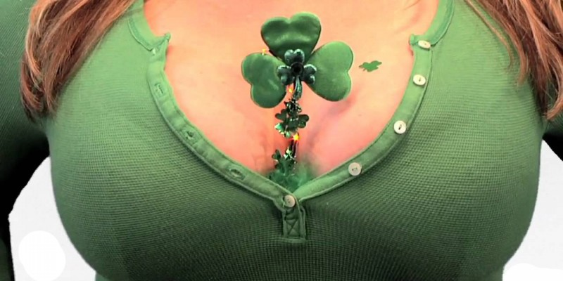 11 Hot St Patrick's Day Beauties Will Make You Feel Lucky To Be A Guy