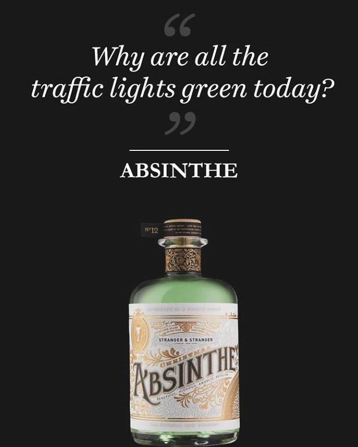 If Absinthe Could Talk