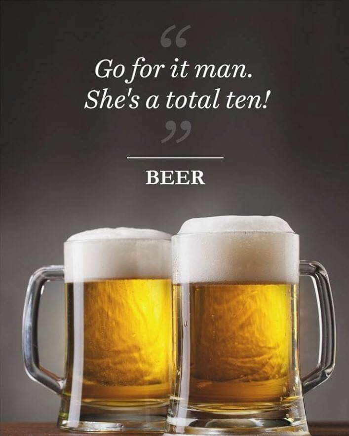 If Beer Could Talk