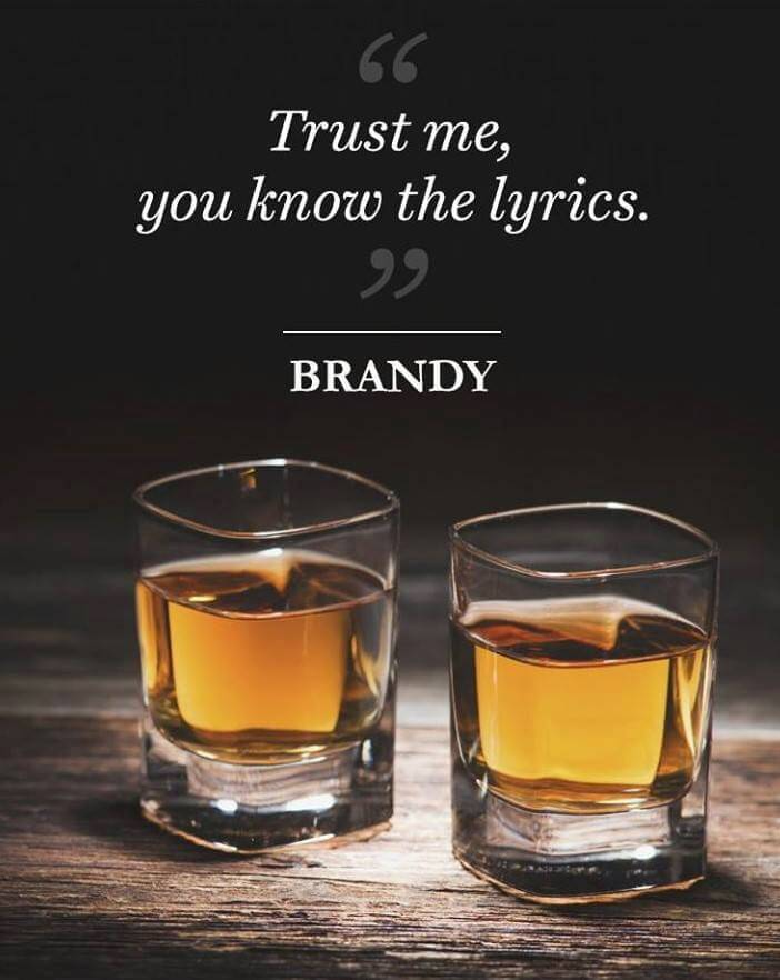 If Brandy Could Talk