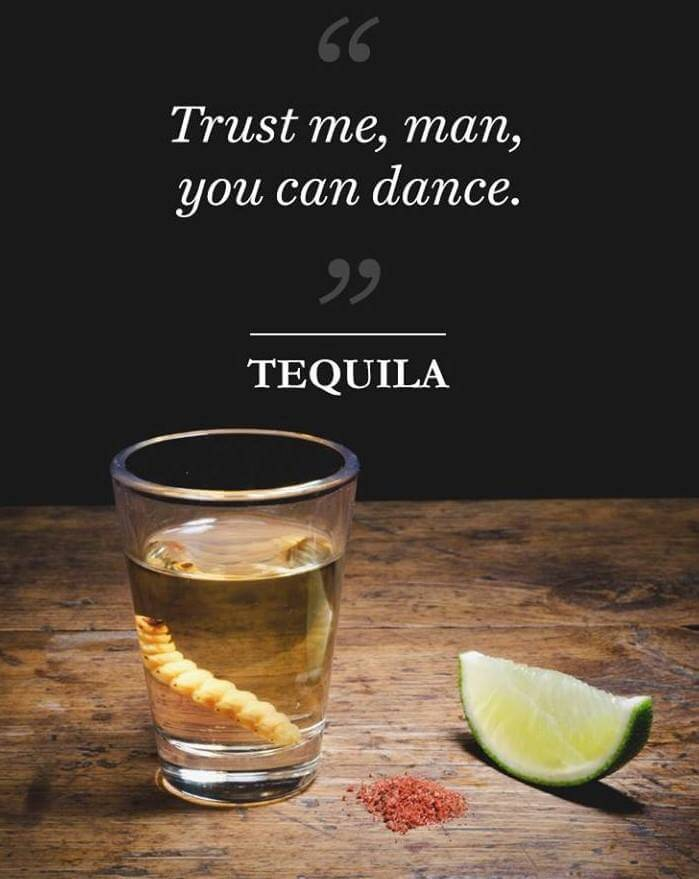 If Tequila Could Talk