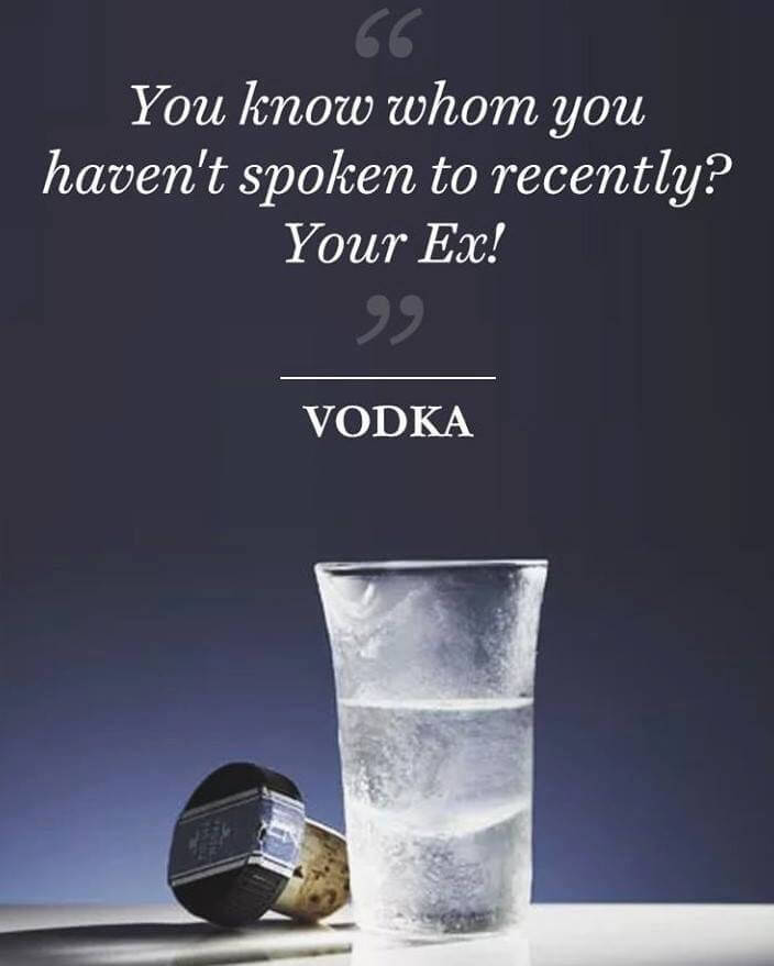 If Vodka Could Talk