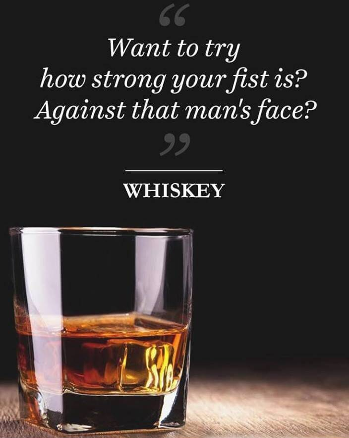 If Whiskey Could Talk