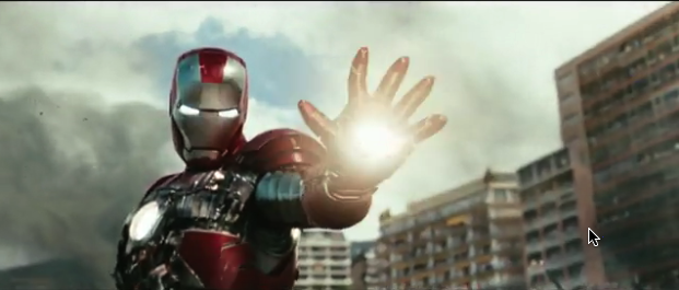 Official Iron Man 2 Movie Trailer
