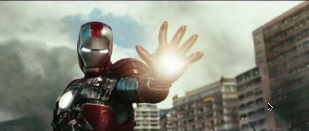 Official Iron Man 2 Movie Trailer