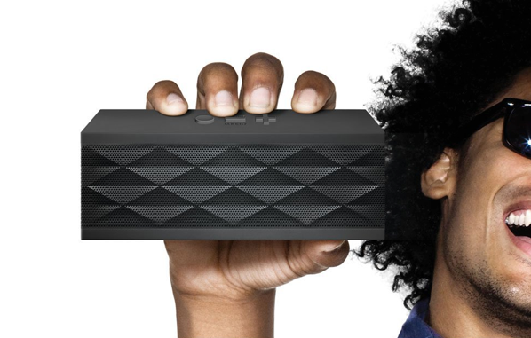 Get Ready To Jam. The Jambox Wireless Portable Speaker.