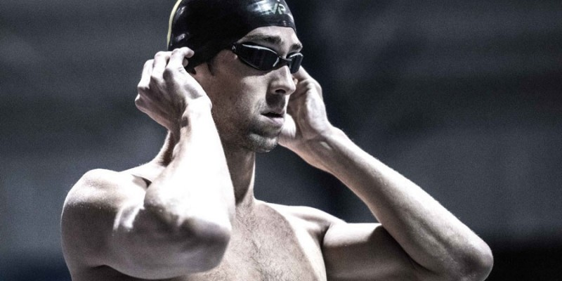 Michael Phelps Insane Workout Ad for Under Armour