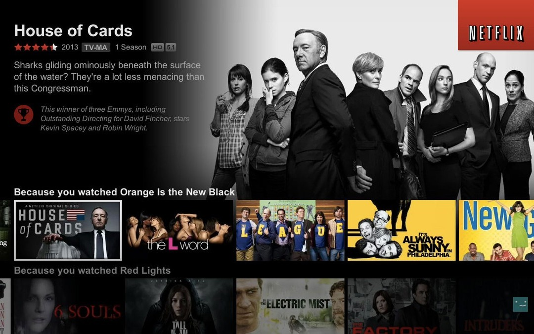 Netflix Launches New User Interface