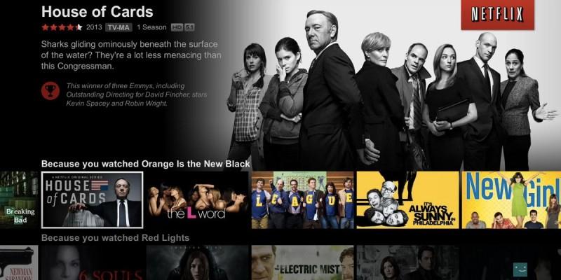 Netflix Launches New User Interface