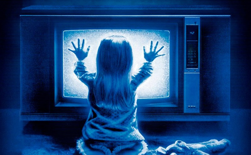 Poltergeist Girl TV