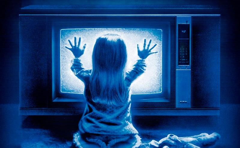 Poltergeist Girl TV