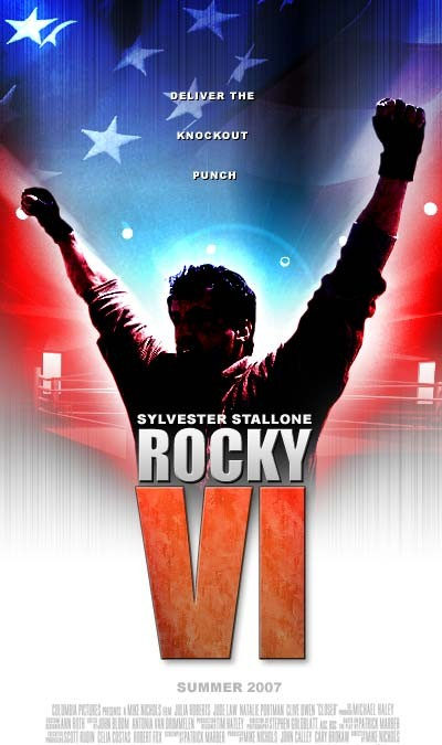 Boxing Great Rocky Balboa Is Back Rocky VI Trailer