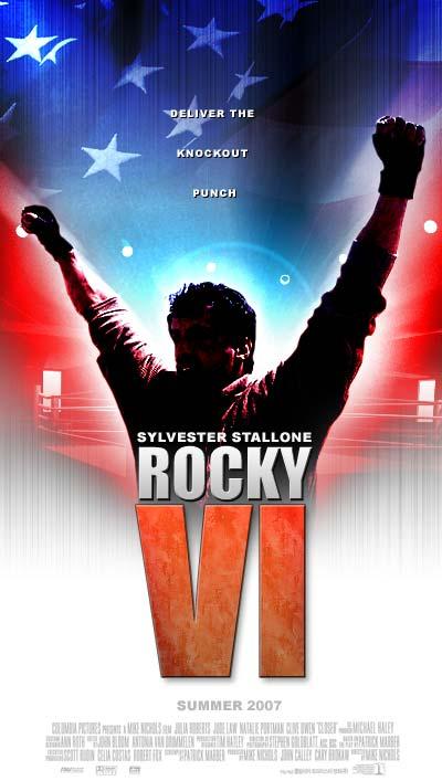Boxing Great Rocky Balboa Is Back Rocky VI Trailer