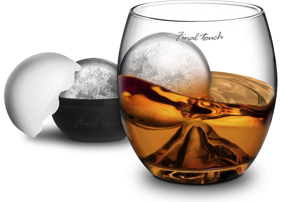 The Perfect Glass of Scotch or Whiskey. It's All About The Ice Ice Baby!