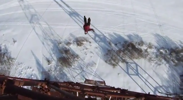When Base Jumping Goes Horribly Wrong – Pray For Snow. Lots and Lots of Snow.
