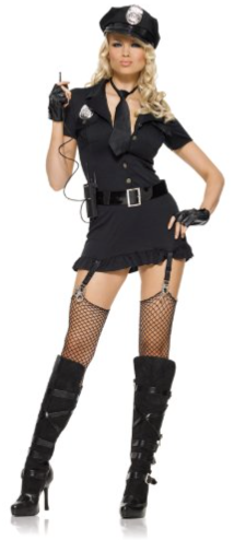 Women's Dirty Cop Dress