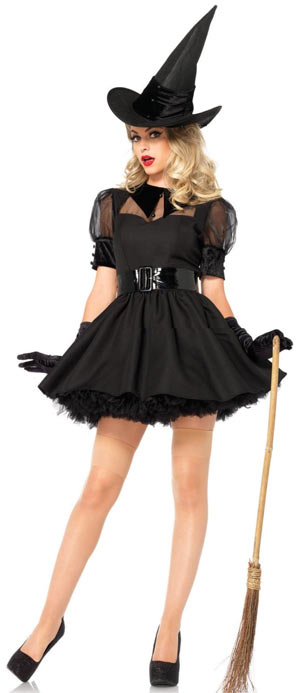 Sexy Costume Witch