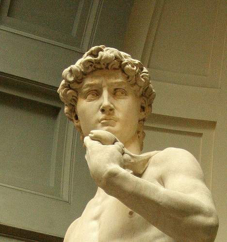Statue of David by Michelangelo