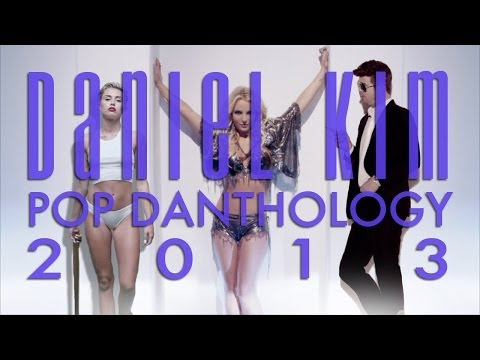 2013 Pop Music Mashup Video