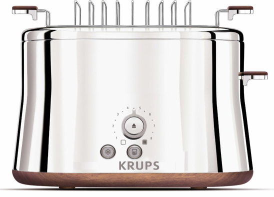 Krups Stainless Steel Toater